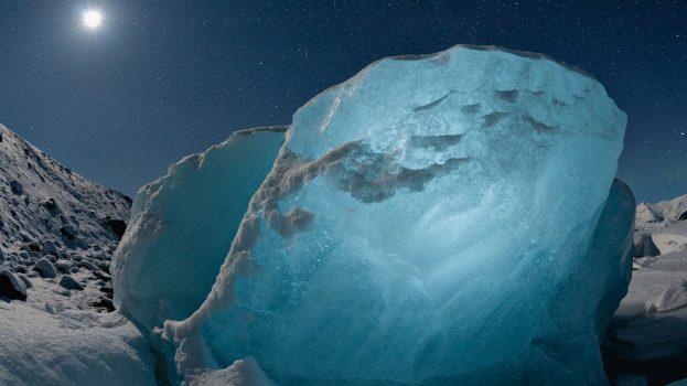 Jökulsárlón-gleccsertó, Izland