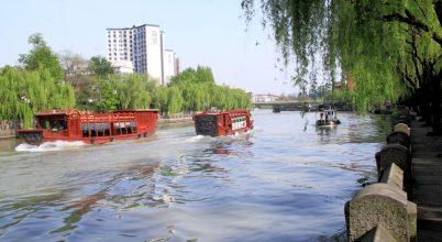 Kína új Nagy-csatornája