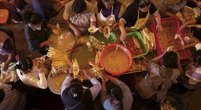Együtt enni: öröm!
