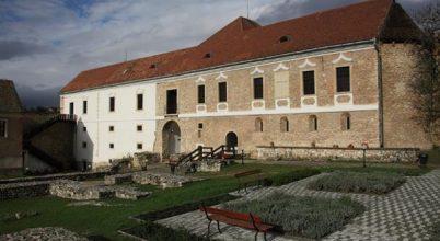 Megújul a pécsváradi kolostorvár