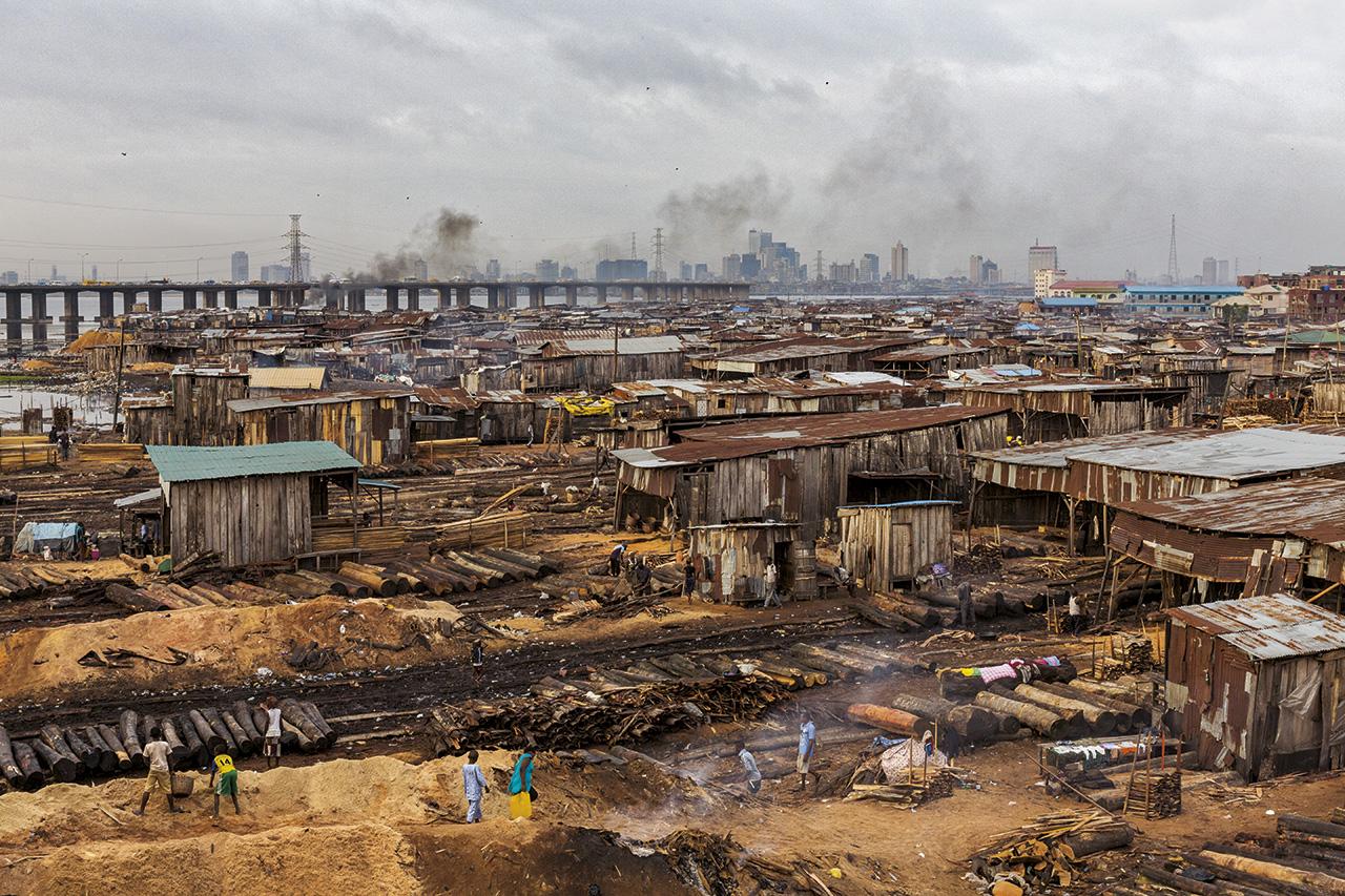 Milliomos Nigériában