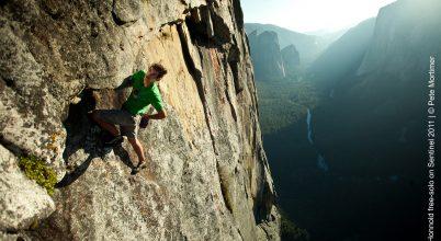 Alex Honnold a Yosemite-ről