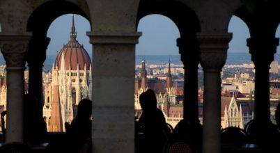 Time-lapse videó Budapestről