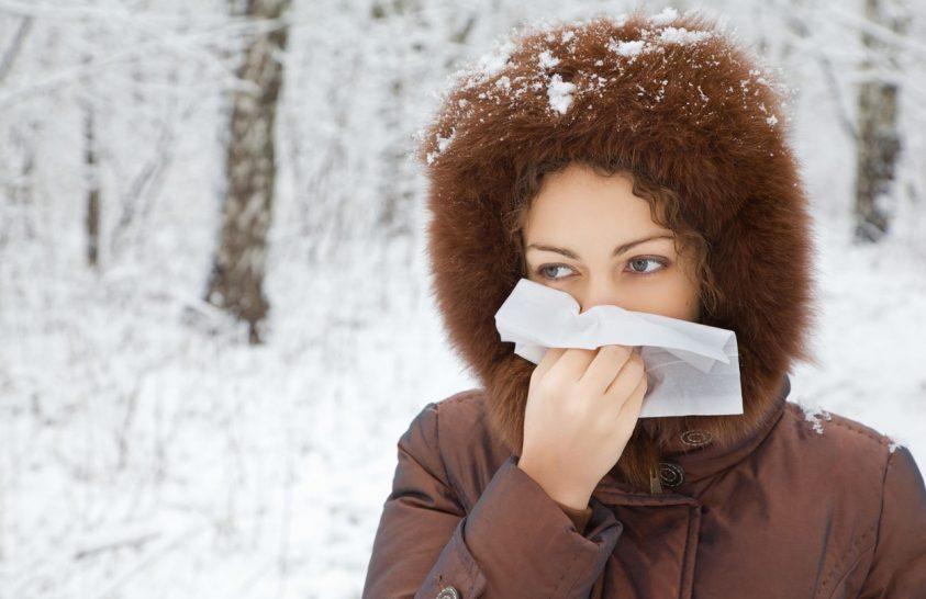Tényleg a hidegtől fázunk meg?