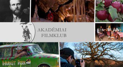 Filmklub az Akadémián!