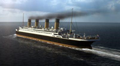 Virtuális Titanic
