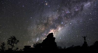 A hónap asztrofotója: Tejút a déli féltekén
