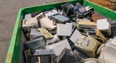 Csúcsot döntött a fejlett világ e-hulladéka 2014-ben