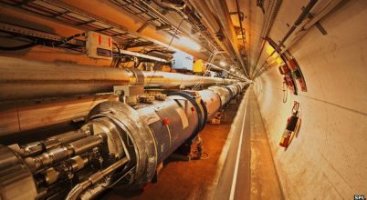 Újraindították a világ legnagyobb részecskegyorsítóját