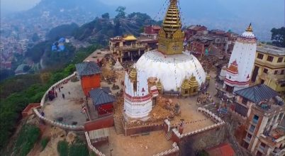 Megdöbbentő képsorok a nepáli földrengésről
