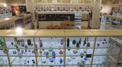 Látogatható az üvegváros