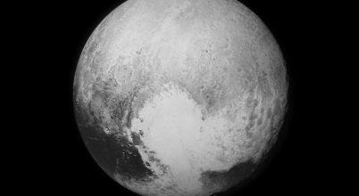 Űrszonda haladt el a Pluto mellett