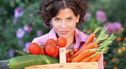 Nyári ételek a bőr egészségéért
