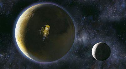 Titokzatos Pluto