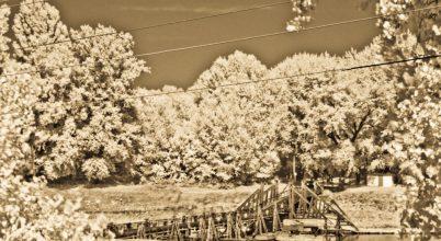 Múltidéző átkelés a Tiszán