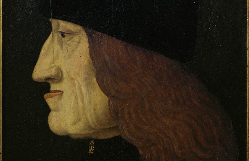 Hunyadi Mátyás nagy ellenfele