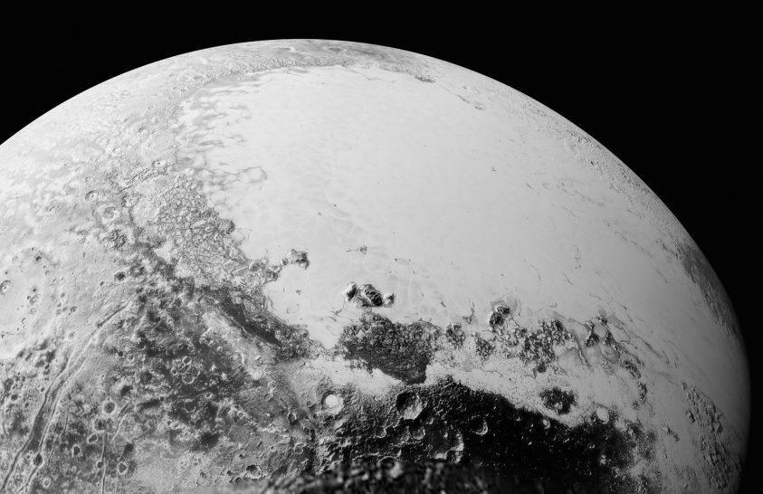 Új fotók a Plutoról