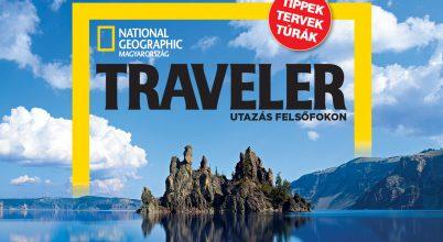 Kalandra fel az új National Geographic Traveler-rel!