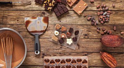 Egy belga csokoládé és mestere