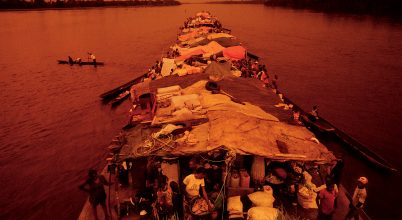 Fekete-Afrika folyama: a Kongó