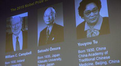 Orvosi Nobel-díj – 2015