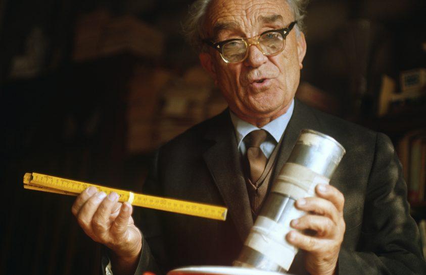 Ő volt a fizika varázslója