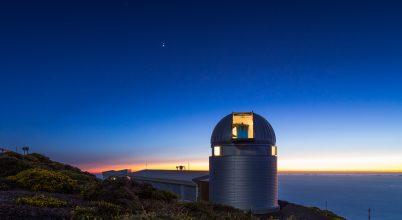 A hónap asztrofotója: Felhők felett, csillagok alatt