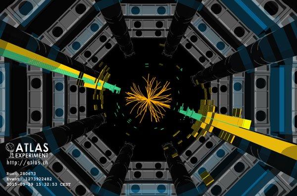 Izgalmas jelek a CERN-ben
