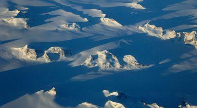 A grönlandi jégbe fagyott por nyomában