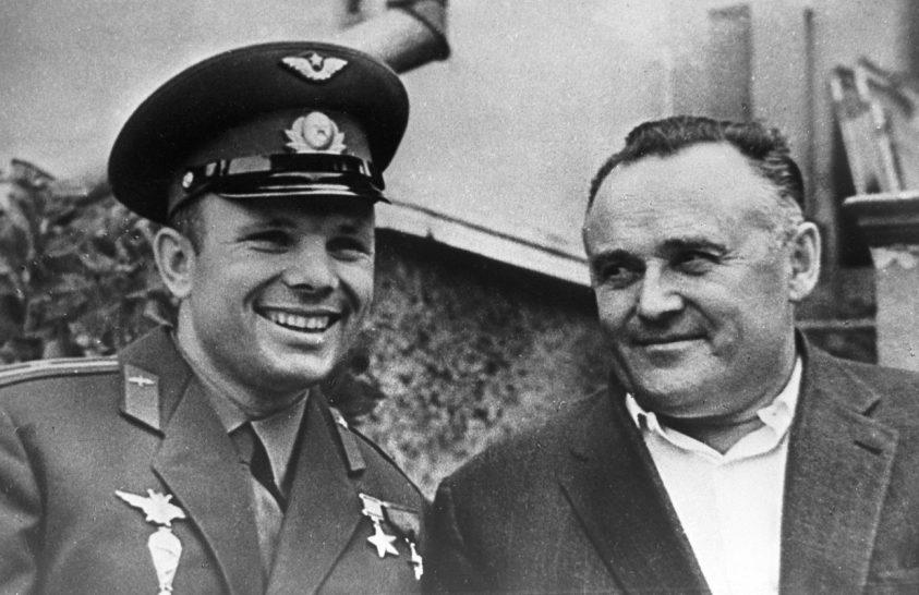 A szovjet űrrepülés atyja