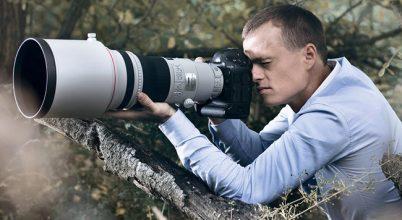 Látható madarak láthatatlan fotósa
