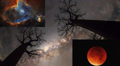 Az óév legszebb asztrofotói
