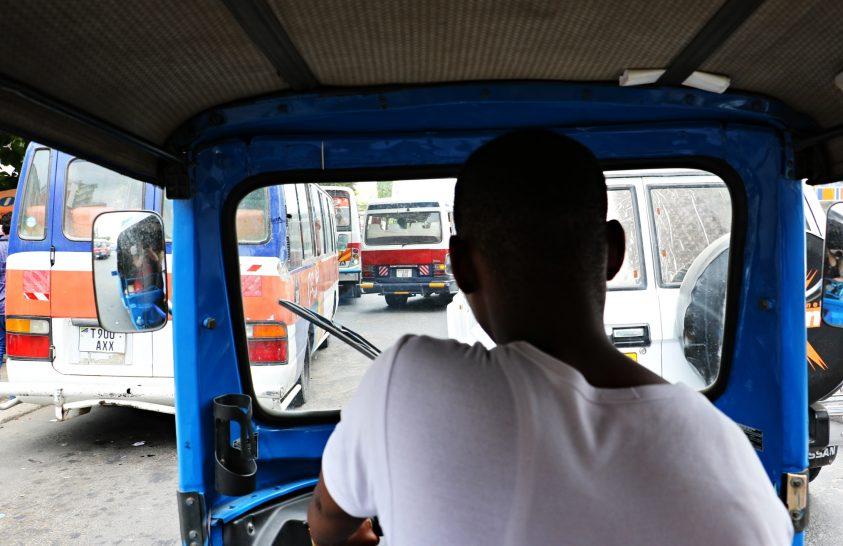 Dar es-Salaam: a városi közlekedés nehézségei
