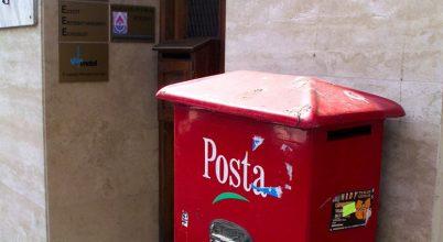 Különös postai küldemények