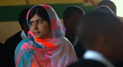 A pakisztáni diáklány, aki kiáll a nők jogaiért