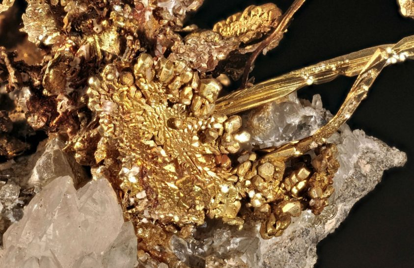 Az Erdélyi-érchegység aranya