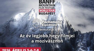 Banff Hegyifilm Fesztivál – 2016