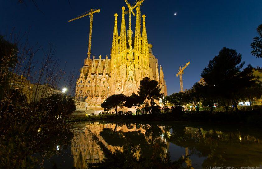 Gaudí holdsarlója