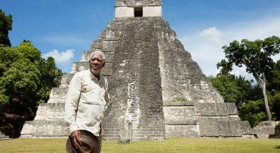 Misztikus utazás Morgan Freemannel