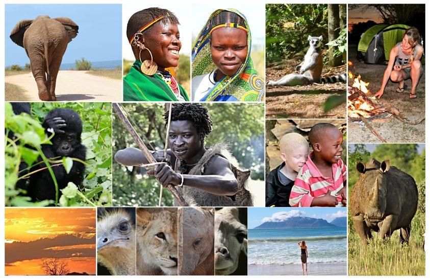 Búcsú Afrikától