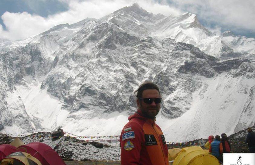 Első magyar hegymászó az Annapurnán