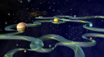Korszakalkotó égi mechanikai eredmény az ELTE-ről