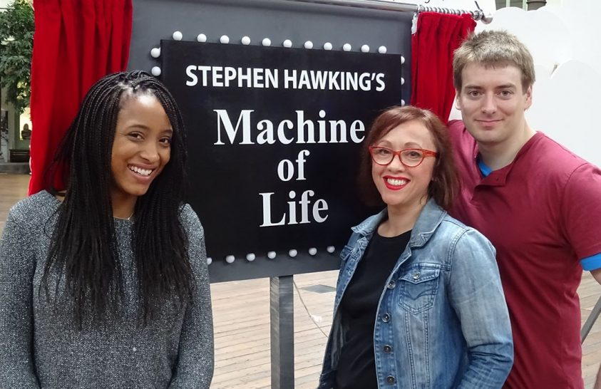 Új sorozat a NatGeo tévén Stephen Hawkinggal