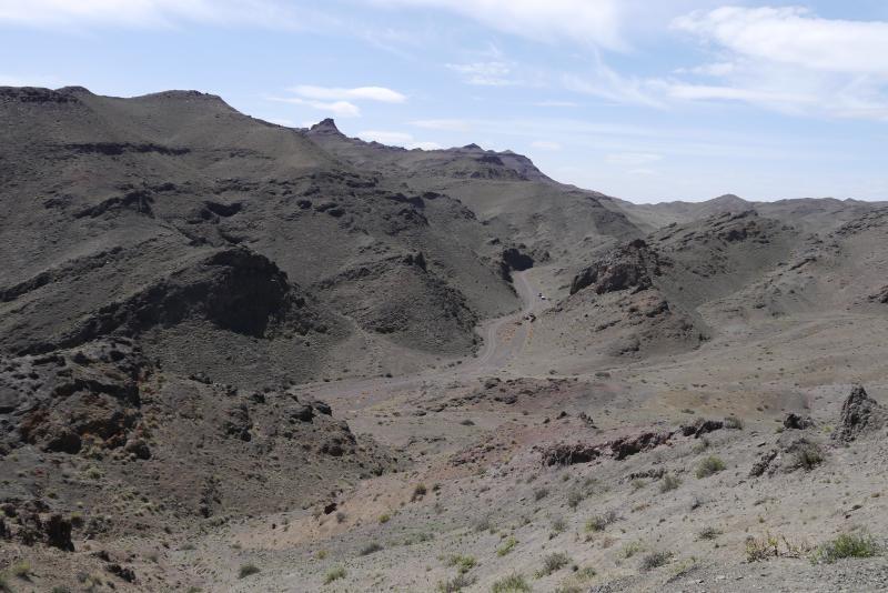 Ma sivár hely, de valaha virágzó élet volt a Góbi sivatagban