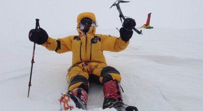 Egy hegymászó élete az Annapurna expedíció során