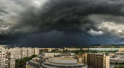 Szezonnyitó vihar
