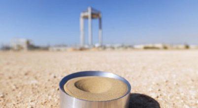 A sivatag homokja, mint energiatároló
