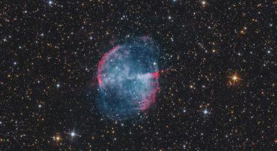 A hónap asztrofotója: Súlyzó a nyári égen