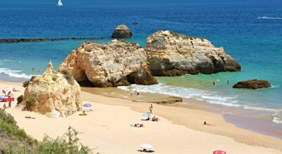 Algarve-ban, a világ végén