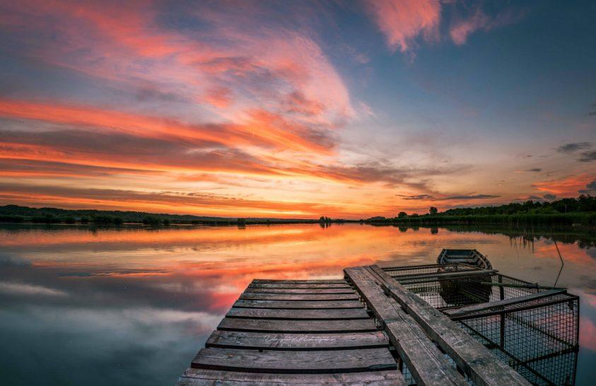 A nap képe: Perzselő égbolt